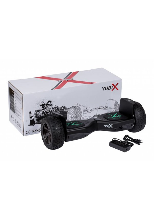YubiX X3 Hummer OFF ROAD  Hoverboard 8.5 inch