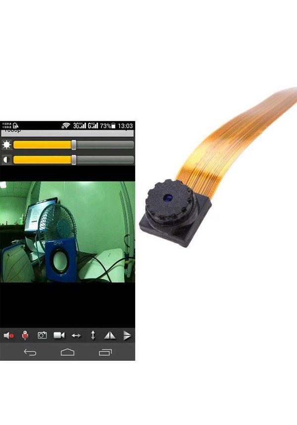 Inbouw verborgen spy camera 1080P met externe accu 4000mAH