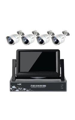 Camerasysteem met monitor