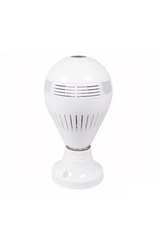 YubiX 3G / 4G sim Lamp met verborgen IP CAMERA
