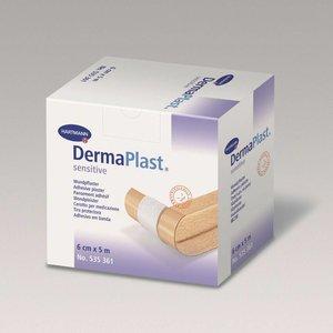 Hartmann DermaPlast Sensitive wondpleisters