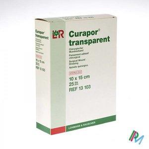 Lohmann & Rauscher L&R Curapor Transparant Wondverband - Steriel