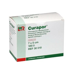 Lohmann & Rauscher L&R Curapor Chirurgisch Wondverband - Steriel