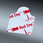 3M 3M Red Dot Resting EKG Electrode -  22 X 25 Mm