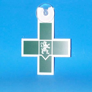 Kruis Verpleegster