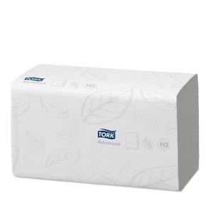 Tork Tork Soft Singlefold Hand Towel Advanced  H3 - 2-Laags