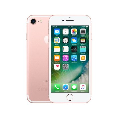 Apple Refurbished iPhone 7 128GB Roze