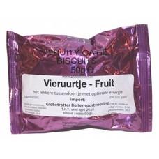 Globetrotter Vieruurtje Fruit