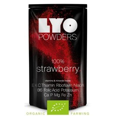 Lyo Food Powders Strawberry