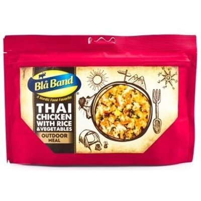 Bla Band Thai Chicken with Rice & Vegetables