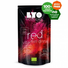 Lyo Food Powders Red Vitamin Drink
