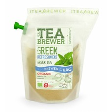 Grower's Cup Green Refreshment Tea
