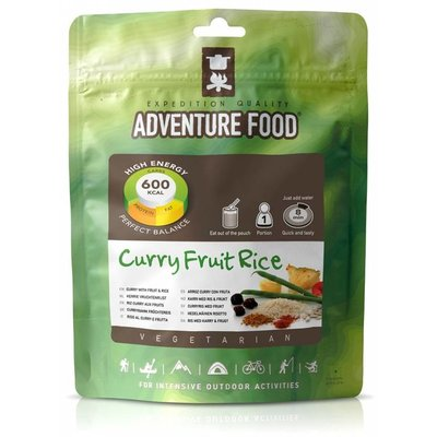 Adventure Food Curry Fruit Rice