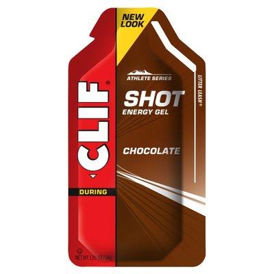 Clif Bar Shots Chocolate