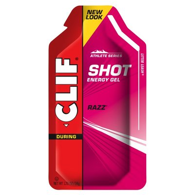 Clif Bar Shot Razz