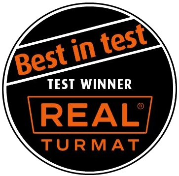 Real Turmat Best in Test