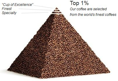 Grower's Cup Pyramid