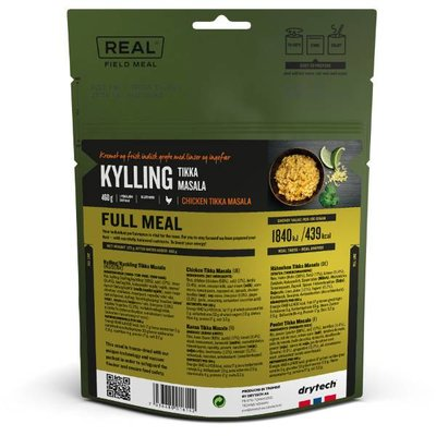 Real Field Meal Chicken Tikka Masala