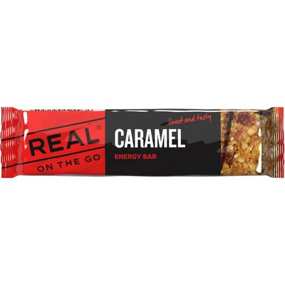 Real Turmat Caramelbar
