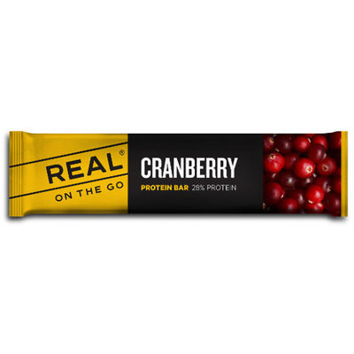Real Turmat Cranberry Protein Bar