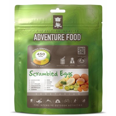 Adventure Food Scrambled Eggs