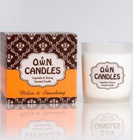 O.W.N Candles O.W.N Glass Jar Candle - Melon & Strawberry