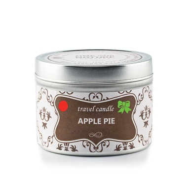 O.W.N Candles O.W.N Candles Travel Candle - Apple Pie