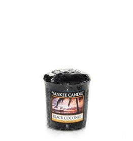 Yankee Candle Yankee Candle - Black Coconut Votive