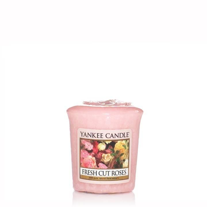 Yankee Candle Yankee Candle - Fresh Cut Roses Votive