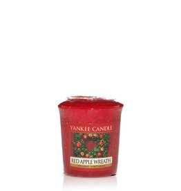 Yankee Candle Yankee Candle - Red Apple Wreath Votive