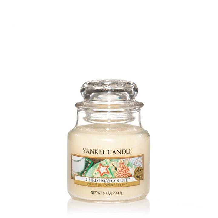 Yankee Candle Yankee Candle - Christmas Cookie Small Jar
