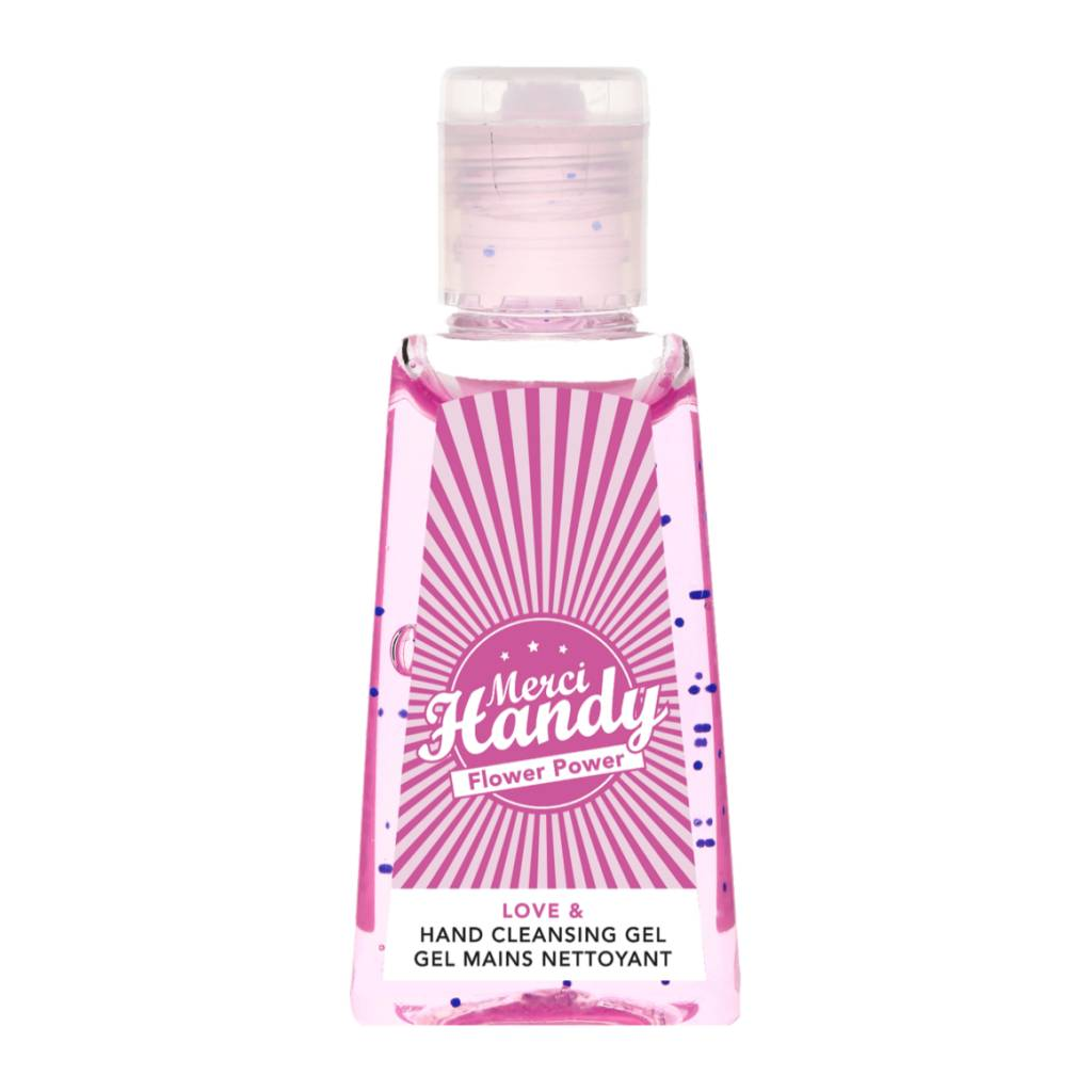 Merci Handy Merci Handy - Flower Power Hand Cleansing Gel