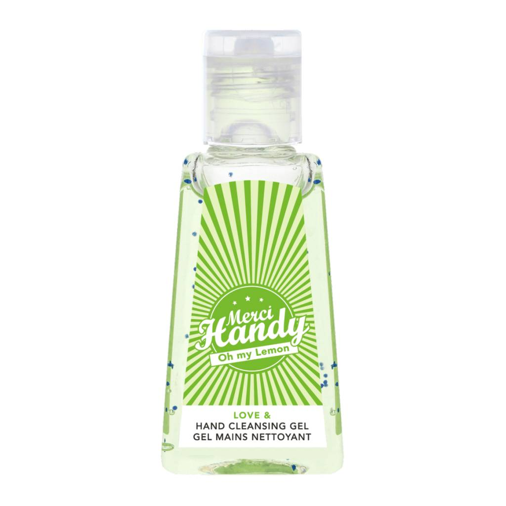 Merci Handy Merci Handy - Oh My Lemon Hand Cleansing Gel