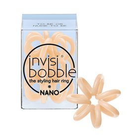 Invisibobble Invisibobble Nano - To Be or Nude To Be