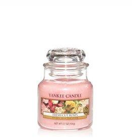 Yankee Candle Yankee Candle - Fresh Cut Roses Small Jar