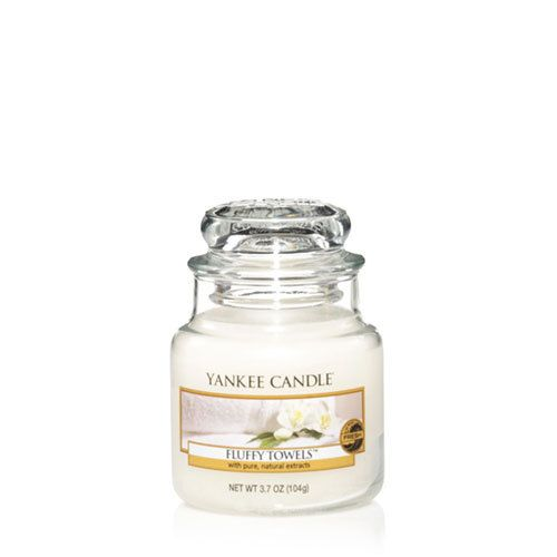Yankee Candle Yankee Candle - Fluffy Towels Small Jar