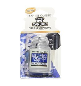 Yankee Candle Yankee Candle - Midnight Jasmine Car Jar