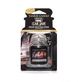 Yankee Candle Yankee Candle - Black Coconut Car Jar