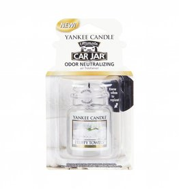 Yankee Candle Yankee Candle - Fluffy Towels Car Jar