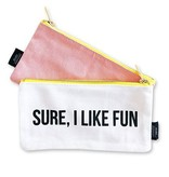 Canvas Bag - Sure I Like Fun