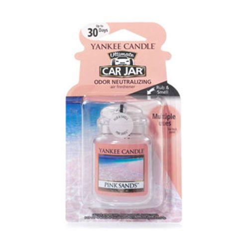 Yankee Candle Yankee Candle - Pink Sands Car Jar