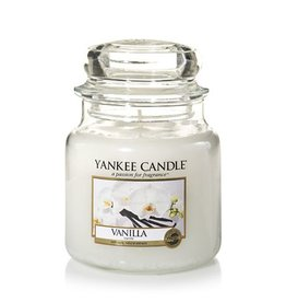 Yankee Candle Yankee Candle - Vanilla Medium Jar