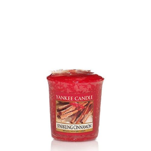 Yankee Candle Yankee Candle - Sparkling Cinnamon Votive