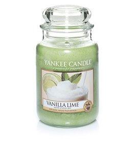 Yankee Candle Yankee Candle - Vanilla Lime Large Jar