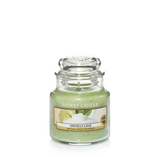 Yankee Candle Yankee Candle - Vanilla Lime Small Jar