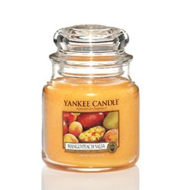 Yankee Candle Yankee Candle - Mango Peach Salsa Medium Jar