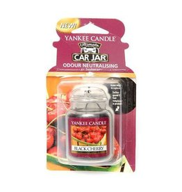 Yankee Candle Yankee Candle - Black Cherry Car Jar