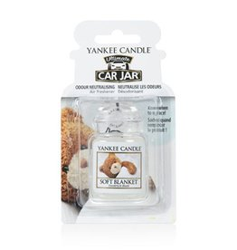 Yankee Candle Yankee Candle - Soft Blanket Car Jar