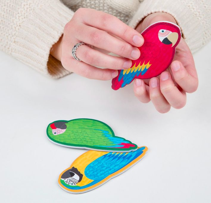 PARROT FILE - GREEN