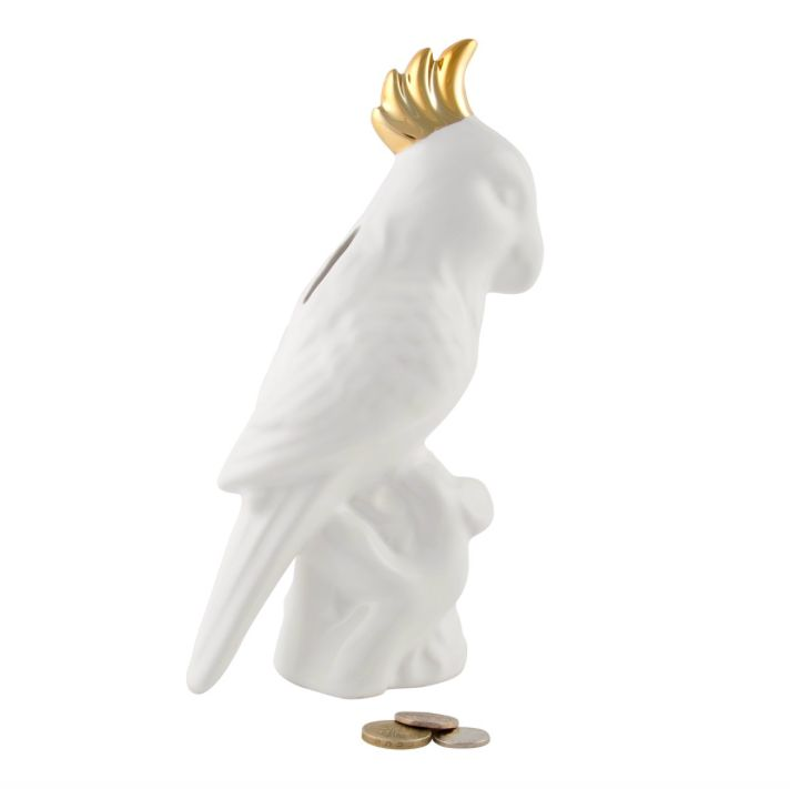 PARROT MONEY BOX